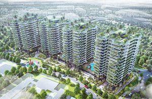 (Tiếng Việt) Lợi thế kép khi xây dựng trung tâm thương mại trong nội khu dự án