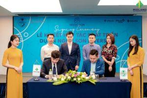 (Tiếng Việt) Trabinco và Midland hợp tác phát triển dự án Ngọc Sơn Riverside tại thành phố Hải Dương